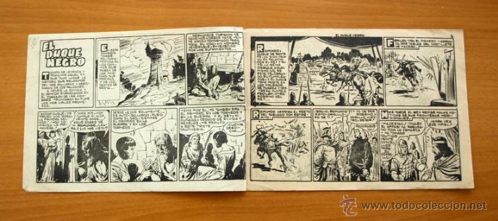 Tebeos: El Duque negro - Nº 1 - Editorial Maga 1958 - Foto 2 - 50337923