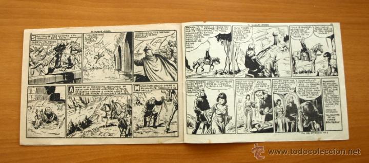 Tebeos: El Duque negro - Nº 1 - Editorial Maga 1958 - Foto 4 - 50337923