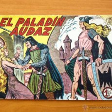 Tebeos: EL PALADÍN AUDAZ - Nº 1 - EDITORIAL MAGA 1957. Lote 50338168
