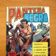 Giornalini: PANTERA NEGRA, REVISTA - Nº 1 - EDITORIAL MAGA 1962. Lote 50345772