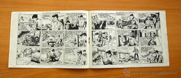 Tebeos: Roque Brio - Nº 1 Las serpientes del carnaval - Editorial Maga 1956 - Foto 3 - 50345958