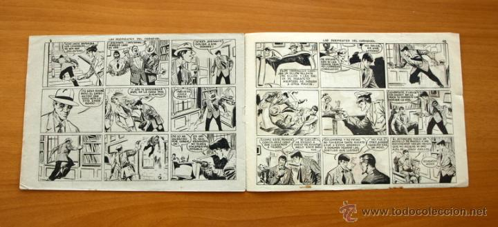 Tebeos: Roque Brio - Nº 1 Las serpientes del carnaval - Editorial Maga 1956 - Foto 4 - 50345958