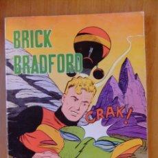 Tebeos: BRICK BRADFOR Nº 1 EDICIONES MAISAL 1976. Lote 50383383