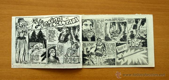 Tebeos: La encina encantada - Nº 1 - Ave - Editorial Ricart 1955 - Foto 2 - 51054727