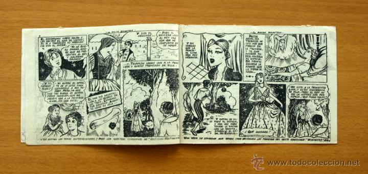 Tebeos: La encina encantada - Nº 1 - Ave - Editorial Ricart 1955 - Foto 3 - 51054727