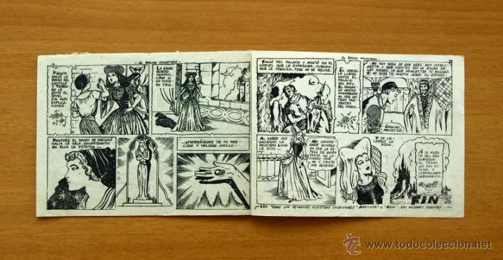 Tebeos: La encina encantada - Nº 1 - Ave - Editorial Ricart 1955 - Foto 4 - 51054727