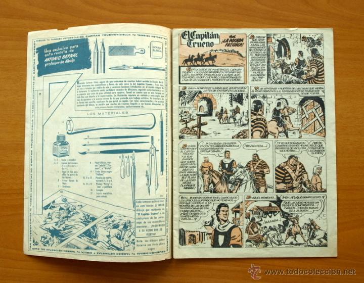 Tebeos: El capitán Trueno Extra - Nº 1 La posada fatídica - Editorial Bruguera 1960 - Foto 2 - 51057738