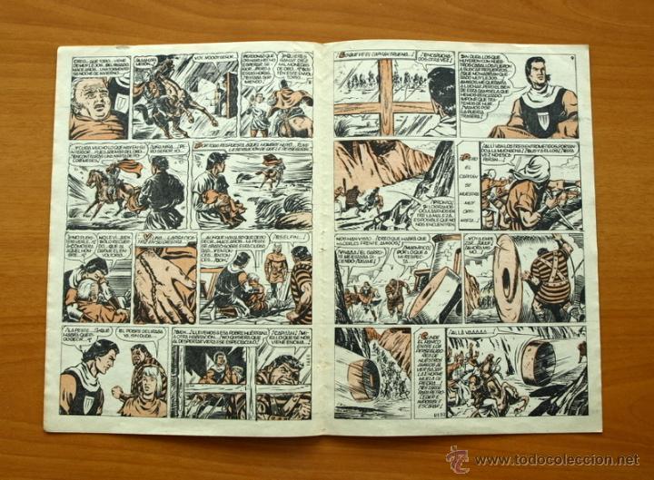 Tebeos: El capitán Trueno Extra - Nº 1 La posada fatídica - Editorial Bruguera 1960 - Foto 3 - 51057738