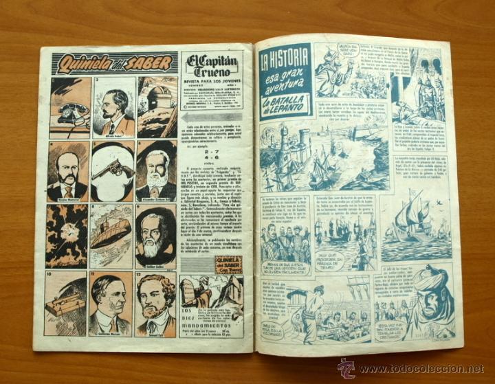 Tebeos: El capitán Trueno Extra - Nº 1 La posada fatídica - Editorial Bruguera 1960 - Foto 4 - 51057738