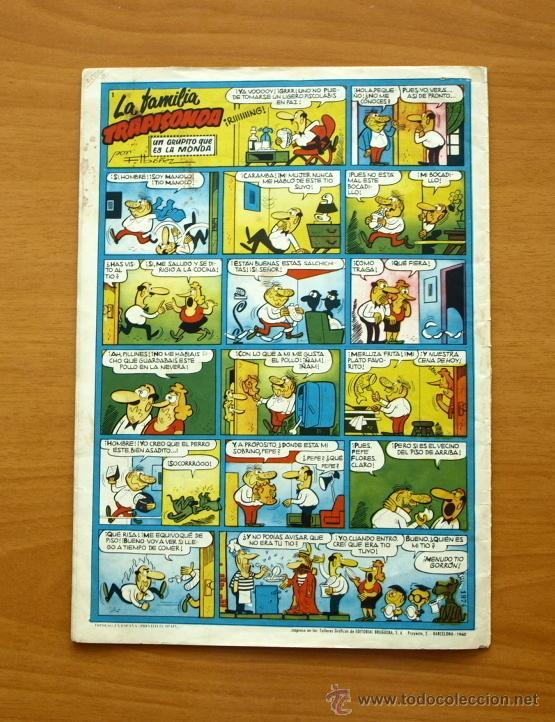 Tebeos: El capitán Trueno Extra - Nº 1 La posada fatídica - Editorial Bruguera 1960 - Foto 5 - 51057738