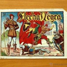 Tebeos: FLECHA NEGRA - Nº 1 - EDITORIAL TORAY 1949. Lote 51060808