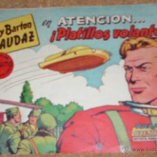 Tebeos: FREDY BARTON EL AUDAZ Nº 1 - VALENCIANA 1961-- ORIGINAL. Lote 53959999