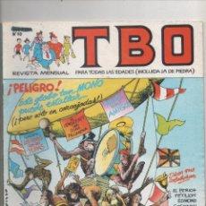 Tebeos: TBO - Nº 10 - EDICIONES B - 1988.. Lote 54046247