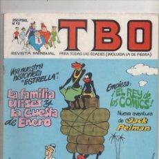 Tebeos: TBO - Nº 12- EDICIONES B - 1989.DA.. Lote 54046274
