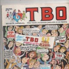 Tebeos: TBO - Nº 13 - EDICIONES B - 198.DA. Lote 54046281