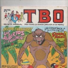 Tebeos: TBO - Nº 15- EDICIONES B - 1989.DA. Lote 54046296