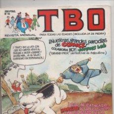 Tebeos: TBO - Nº 16 - EDICIONES B - 1989.DA. Lote 54046306