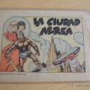 Tebeos: GRAFIDEA, MONOGRÁFICO Nº 1 LA CIUDAD AÉREA . Lote 54424527
