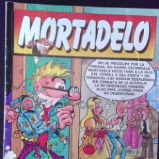 Tebeos: REVISTAS MORTADELO Nº 1 ED B, 1987. Lote 56812000