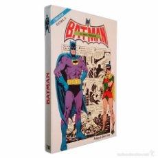 Tebeos: BATMAN EL HOMBRE MURCIÉLAGO / LIBRO EXTRA Nº 1 / NOVARO ESPAÑA 1979 / B.KANE -PIEZA DE COLECCIONISTA. Lote 56871957