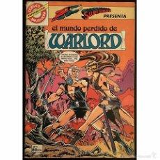 Giornalini: WARLORD Nº 1 / SUPER ACCIÓN Nº 101 (SERIE GRAPA) DC / BRUGUERA 1980 (MIKE GRELL). Lote 52572425