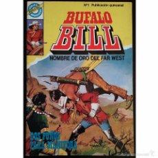 Tebeos: BUFALO BILL Nº 1 / BRUGUERA 1984 (SERIE GRAPA). Lote 52573320