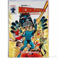 Tebeos: MICRONAUTAS Nº 1 / MARVEL / VERTICE / MUNDI COMICS 1981 (BILL MANTLO & MICHAEL GOLDEN). Lote 55229998