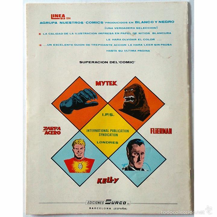 Tebeos: Kazar Nº 1 / Marvel / Ediciones Surco / Linea 83 / 1983 (Bruce Jones & Brent Anderson) - Foto 2 - 56105284