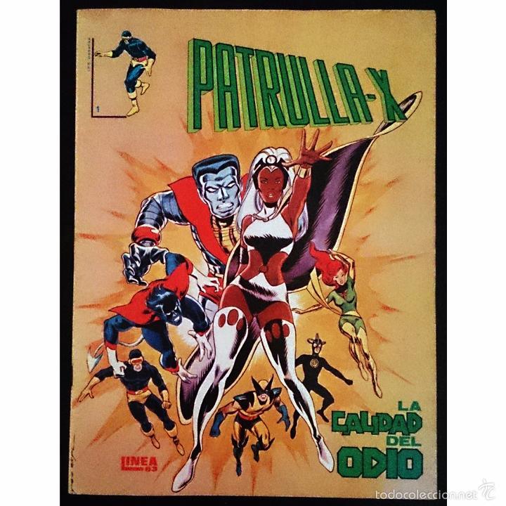 PATRULLA X VOL 1 Nº 1 / MARVEL / EDICIONES SURCO / LINEA 83 / 1983 (CHRIS CLAREMONT & JOHN BYRNE) (Tebeos y Cómics - Números 1)