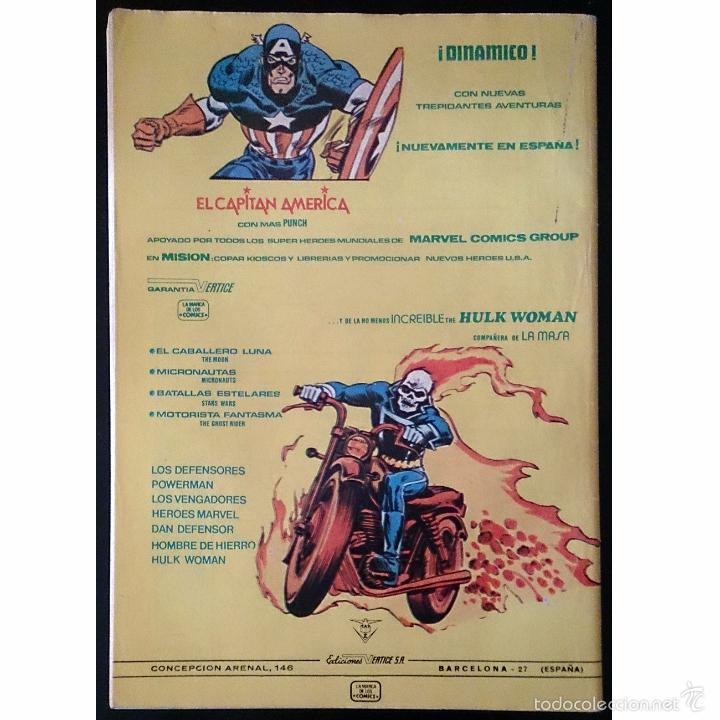 Tebeos: Super Heroes Presenta Nº1 / Dazzler / Marvel Vertice Mundi Comics 1981 (T.Defalco & J.Romita Jr.) - Foto 2 - 49655385