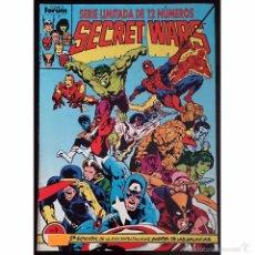 Livros de Banda Desenhada: SECRET WARS Nº 1 / MARVEL / FORUM 1991 (JOHN BEATTY & MICHAEL ZECK) -. Lote 52998574