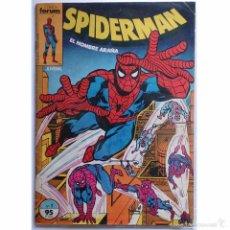 Tebeos: SPIDERMAN VOL 1 Nº 1 / MARVEL / FORUM 1983 (MARV WOLFMAN & SAL BUSCEMA) PIEZA DE COLECCIONISTA. Lote 226226892