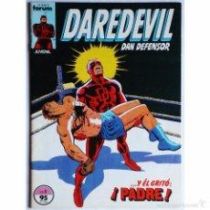 Giornalini: DAREDEVIL VOL 1 Nº 1 / MARVEL / FORUM 1983 (MCKENZIE & FRANK MILLER). Lote 55936301