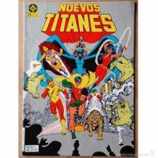 Tebeos: NUEVOS TITANES VOL 1 Nº 1 / DC / ZINCO 1984 ( MARV WOLFMAN & GEORGE PEREZ ). Lote 51883481