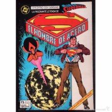 Tebeos: SUPERMAN Nº 1 / EL HOMBRE DE ACERO / DC / ZINCO 1987 (JOHN BYRNE & DICK GIORDANO). Lote 53002713