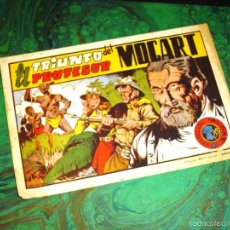 Tebeos: COLECCION AUDAZ (BERGIS - 1947) ... EL TRIUNFO DEL PROF. MOCART. ¡¡RARISIMO !!. Lote 57142678
