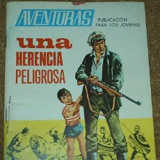 Tebeos: AVENTURAS - Nº 1 - ORIGINAL - TORAY 1967- IMPORTANTE LEER DESCRIPCION. Lote 57907592