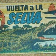 Tebeos: JORGE Y FERNANDO - Nº 1 - ORIGINAL - H.AMERICANA 1949 - 8 X 17 - LEER TODO. Lote 57909006