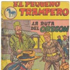 Tebeos: PEQUEÑO TRAMPERO Nº 1. Lote 26168583