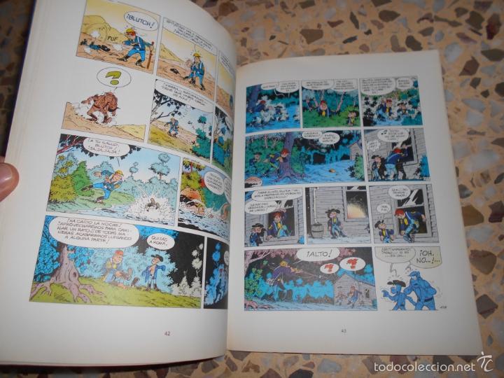 Tebeos: CASACAS AZULES - HEROES A LA FUERZA N. 1 LOS GUERRERAS AZULES - UN CARRO EN EL OESTE N. 1 - Foto 3 - 59448405