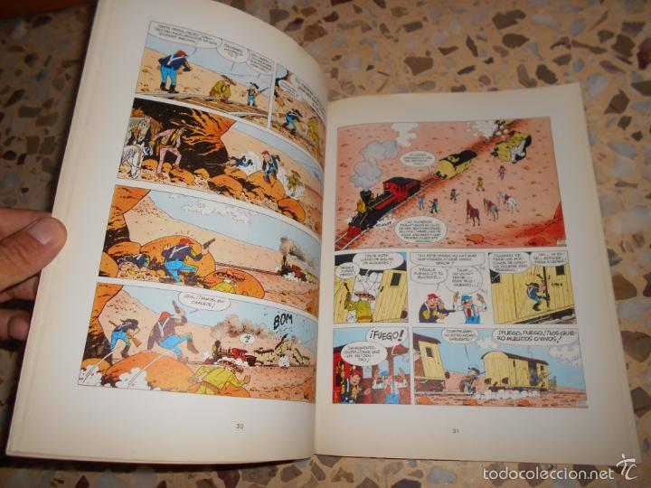 Tebeos: CASACAS AZULES - HEROES A LA FUERZA N. 1 LOS GUERRERAS AZULES - UN CARRO EN EL OESTE N. 1 - Foto 4 - 59448405