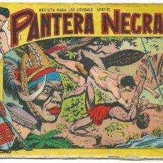 Tebeos: ORIGINAL Nº 1 PANTERA NEGRA DE MAGA AÑO 1958. Lote 61346819