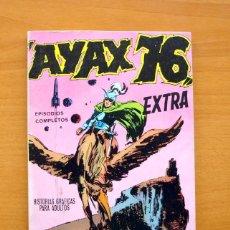 Tebeos: AYAX 76, Nº 1 EXTRA - EDITORIAL BOIXHER 1968. Lote 61347443