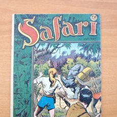 Tebeos: SAFARI, Nº 1 - EDITORIAL RICART 1953. Lote 61368923