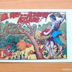 Tebeos: SANTIAGO Y ELENA, Nº 1 - EL REY DE LOS HOMBRES AZULES - EDITORIAL MARCO 1949. Lote 61370963