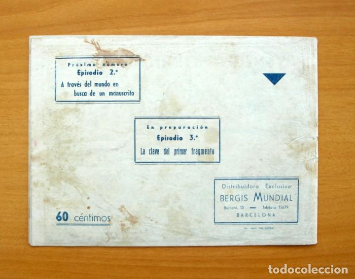 Tebeos: Aventuras de Tinita y Pachin, nº 1 - Editorial Bergis Mundial, años 40, RARO y VARIEDAD, ver dentro - Foto 4 - 61371931