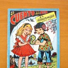 Tebeos: EL CUENTO DEL MES - Nº 1 - EL DRAGONCILLO, LEYENDA CHINA - EDITORIAL MATEU 1959. Lote 61385015