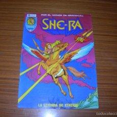 BDs: SHE RA Y EL REINO MAGICO Nº 1 EDITA ZINCO . Lote 61652536
