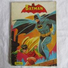 Tebeos: BATMAN EL HOMBRE MURCIÉLAGO LIBROCOMIC Nº 1 NOVARO 1979. Lote 63129360