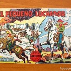 Tebeos: EL PEQUEÑO LUCHADOR, Nº 1 - EDITORIAL VALENCIANA 1960. Lote 65869722